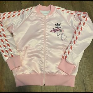 Katy Perry California Dreams Tour Signed Jacket